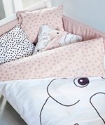 Done by Deer Bedlinen Baby Dots Powder NO
