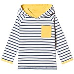 Frugi Campfire Stripe Hooded Top