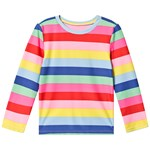 Gap Ls Rshgrd Multi Stripe
