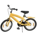 STOY Bicycle 16 Cruiser Frame Yellow