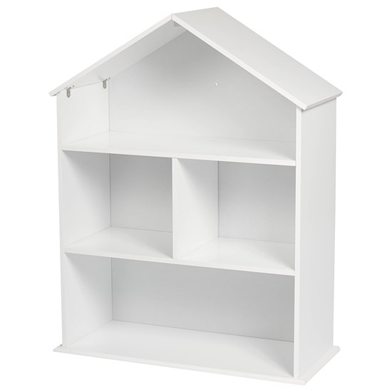 JOX Bookshelf house White