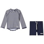 Kuling Kuling Uv-Set Skagen Navy Stripe