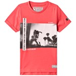 Retour Kik T-Shirt Coral Red
