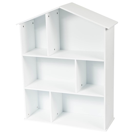 JOX Book Shelf House in White