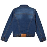 A Denim Story JACKET BLUE DENIM