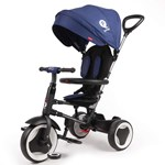 Volare QPlay Tricycle Rito Deluxe Blue