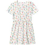 Gap Apr Ez Knt Dress Ivory Frost