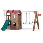 Step2 Naturally Playful Adventure Lodge Play Center