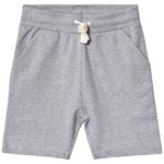 Small Rags Shorts Neutral Gray