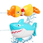 Best Time Toys Watergun 2 pack Shark and Duck