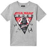 Star Wars Star Wars Ss T-Shirt Grey Melange