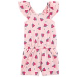 Carter's Watermelon Print Romper