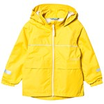 Didriksons Droppen Kids Jkt Yellow