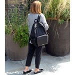 Storksak Hero Luxe Changing Bag Black