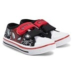 Marvel Spider-Man Spiderman Canvas Shoe Black