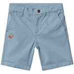 ebbe Kids Soda Chinos Shorts Faded Denimblue