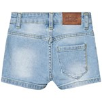 ebbe Kids Maud Denim Shorts Light Blue Denim