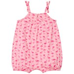 Gap Knit Pom Shrty Belle Pink