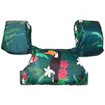 Piikaboo Swim Vest Tropical