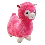 Snuggle Buddies Adorable Alpaca, Pink