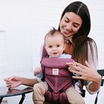 Ergobaby Omni 360 Carrier Cool Air Mesh Plum
