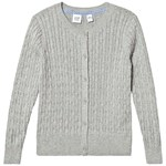Gap Uni Cable Cardi B10 Grey Heather