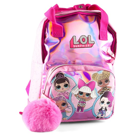 L.O.L Backpack and writing set