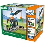 BRIO BRIO® World - 33962 Smart Tech Container Crane