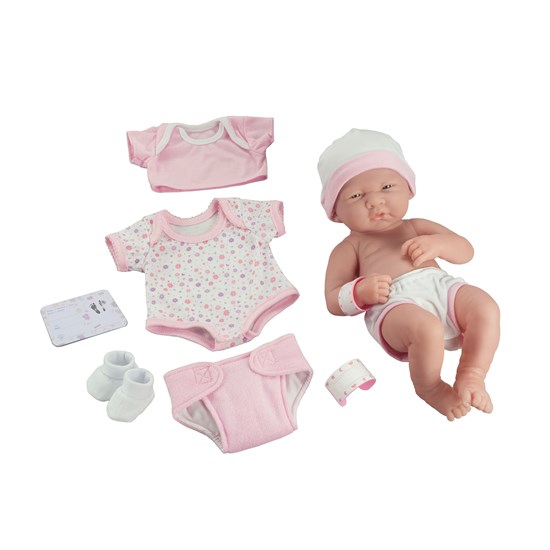 JC Toys 36cm La Newborn gift set (non-sexed)