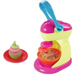 Kid's Dough Play Clay Spin Pastry Machine 4 x 57 g