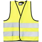 Safety Reflective Vest Yellow