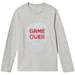 Gap Ls Sept Flippy Light Heather Grey