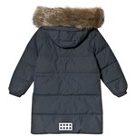 LEGO Wear Josefine Down Jacket Dark Grey