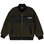 Hummel Edgar Zip Jacket Olive Night