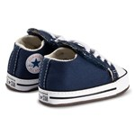 Converse Navy Chuck Taylor All Star Crib Trainers