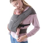 Ergobaby Embrace Carrier Heather Grey