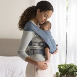 Ergobaby Embrace Carrier Oxford Blue