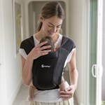 Ergobaby Embrace Carrier Pure Black