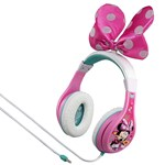 Disney Minnie Mouse Youth headphones with volume reduction