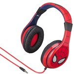 Marvel Spider-Man Youth headphones with volume reduction