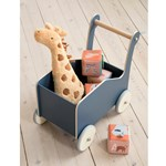 sebra Sebra baby walker forest lake blue