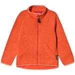 Reima Fleece Sweater Hopper Orange