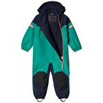 Bergans Ruffen Insulated Kids Coverall Greenlake