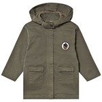 One We Like Parka Jacket Acorn Burn Olive