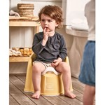 BabyBjörn Potty Chair Powder Yellow