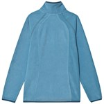 Bergans Ombo Youth Girl Half Zip Glacier