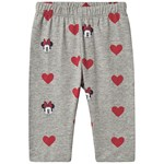 Gap Dis Bf Hol Leggings Grey Heather