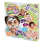Play Face Paint Tattoos, Party Pack