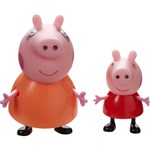 Peppa Pig 2-Pack, Mummy and Peppa Pig