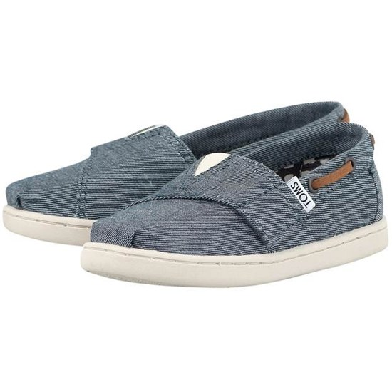 Toms Canvaskengät, Infant, Chambray